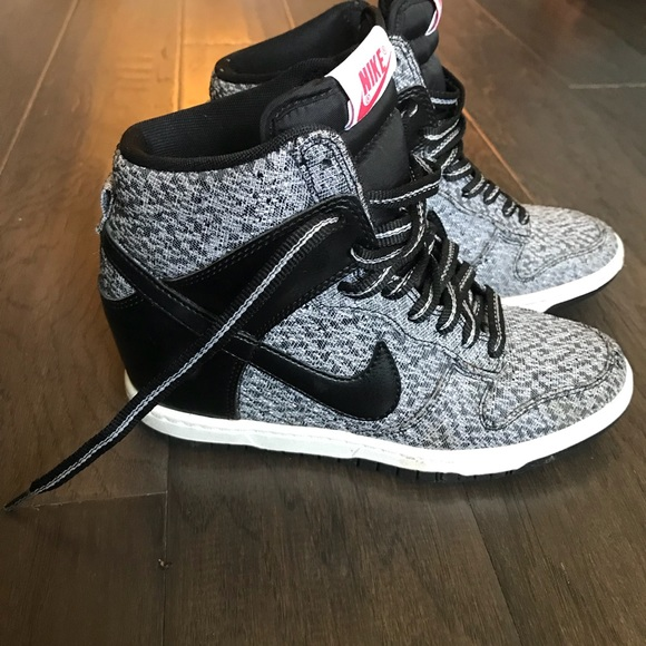 Nike Shoes | Womens Nike Sneaker Heels
